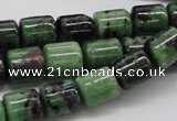 CEP09 15.5 inches 10*12mm column epidote gemstone beads Wholesale