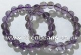 CGB4008 7.5 inches 10mm round ametrine beaded bracelets