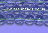 CGQ306 15.5 inches 6mm round A grade natural green quartz beads