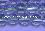 CGQ307 15.5 inches 8mm round A grade natural green quartz beads