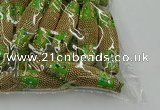 CIB610 16*60mm rice fashion Indonesia jewelry beads wholesale