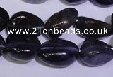 CIL46 15.5 inches 6*8mm – 8*11mm nuggets natural iolite gemstone beads