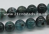 CKC18 16 inches 12mm round natural kyanite beads wholesale