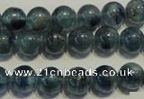 CKC472 15.5 inches 8mm round natural kyanite beads wholesale