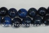CKU103 15.5 inches 10mm round dyed kunzite beads wholesale