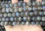 CLB1034 15.5 inches 10mm round labradorite beads wholesale