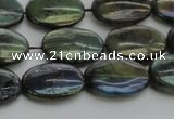 CLB649 15.5 inches 12*16mm oval AB-color labradorite beads