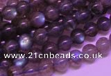 CLB812 15 inches 6mm round blue labradorite gemstone beads