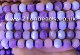 CME324 15.5 inches 9*11mm - 10*12mm pumpkin mixed gemstone beads
