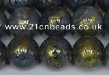CMJ1003 15.5 inches 10mm round Mashan jade beads wholesale