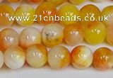 CMJ1050 15.5 inches 6mm round jade beads wholesale