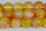 CMJ1056 15.5 inches 8mm round jade beads wholesale
