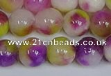 CMJ1073 15.5 inches 12mm round jade beads wholesale