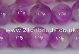 CMJ1098 15.5 inches 12mm round jade beads wholesale