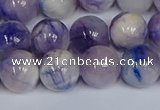 CMJ1121 15.5 inches 8mm round jade beads wholesale
