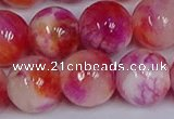 CMJ1148 15.5 inches 12mm round jade beads wholesale