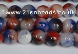 CMJ1170 15.5 inches 6mm round jade beads wholesale