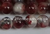 CMJ1183 15.5 inches 12mm round jade beads wholesale