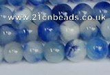 CMJ1195 15.5 inches 6mm round Persian jade beads wholesale