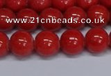 CMJ124 15.5 inches 12mm round Mashan jade beads wholesale