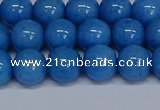 CMJ137 15.5 inches 10mm round Mashan jade beads wholesale