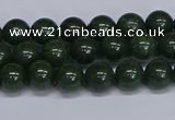 CMJ178 15.5 inches 8mm round Mashan jade beads wholesale