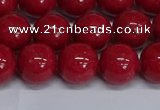 CMJ243 15.5 inches 12mm round Mashan jade beads wholesale
