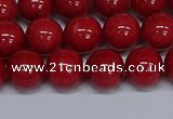 CMJ25 15.5 inches 10mm round Mashan jade beads wholesale