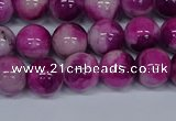 CMJ529 15.5 inches 10mm round rainbow jade beads wholesale