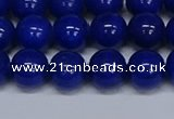 CMJ53 15.5 inches 10mm round Mashan jade beads wholesale