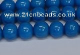 CMJ66 15.5 inches 8mm round Mashan jade beads wholesale