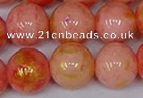 CMJ913 15.5 inches 10mm round Mashan jade beads wholesale