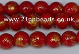 CMJ936 15.5 inches 6mm round Mashan jade beads wholesale