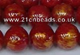 CMJ943 15.5 inches 10mm round Mashan jade beads wholesale