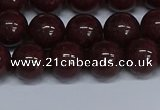 CMJ95 15.5 inches 10mm round Mashan jade beads wholesale