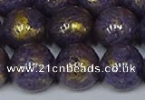 CMJ999 15.5 inches 12mm round Mashan jade beads wholesale