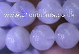 CMS1403 15.5 inches 10mm round white moonstone beads wholesale