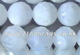 CMS1861 15.5 inches 8mm faceted round white moonstone gemstone beads