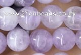 CNA1141 15.5 inches 6mm round lavender amethyst beads wholesale