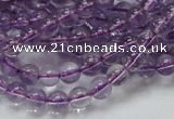 CNA66 15.5 inches 8mm round grade A natural amethyst beads