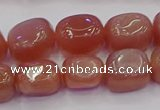 CNG6901 15.5 inches 12*16mm - 13*18mm nuggets moonstone beads