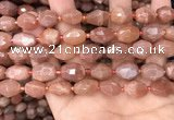 CNG7991 15.5 inches 10*13mm - 12*16mm faceted nuggets moonstone beads