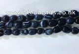 CNG8144 15.5 inches 8*12mm nuggets striped agate beads wholesale