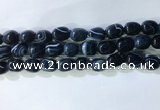 CNG8198 15.5 inches 10*14mm nuggets striped agate beads wholesale
