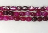 CNG8207 15.5 inches 12*16mm nuggets agate beads wholesale
