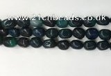 CNG8256 15.5 inches 13*18mm nuggets agate beads wholesale