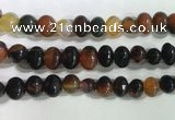 CNG8338 15.5 inches 10*12mm nuggets agate beads wholesale