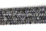 CNG9058 15.5 inches 6mm faceted nuggets iolite gemstone beads