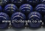 CNL1006 15.5 inches 16mm round A grade natural lapis lazuli beads