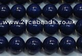 CNL1055 15.5 inches 7.5mm - 8mm round AA grade natural lapis lazuli beads